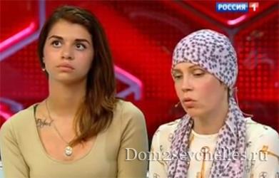 Алиана и Светлана Михайловна в передаче Прямой Эфир