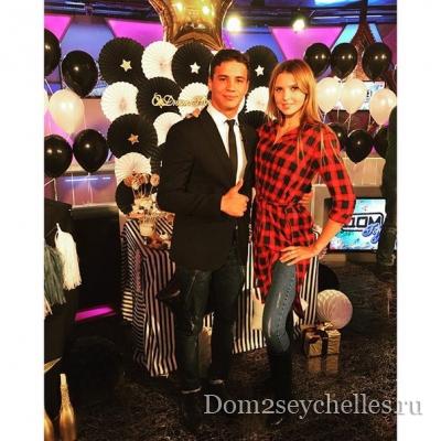 Фото с празднования дня рождения Олега Бурханова