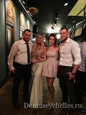 Алексей Самсонов и Юлия Щаулина поженились!