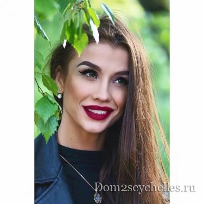 Новая участница проекта Анастасия