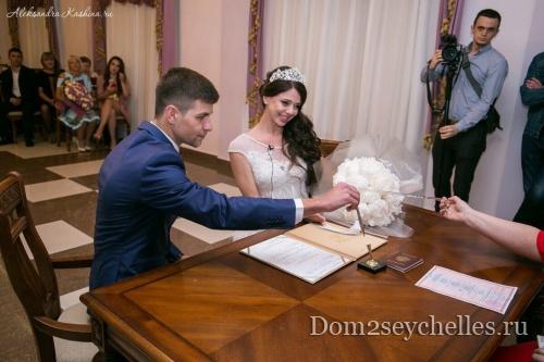 Свадебные фото Ольги Рапунцель и Дмитрия Дмитренко