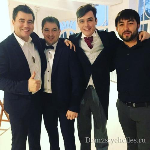 Фото и видео со свадьбы Евгения Кузина и Александры Артемовой