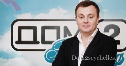 Алексея Михайловского уволили с проекта Дом 2