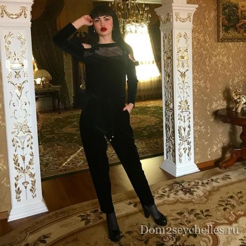 Фото невесты Иосифа Оганесяна