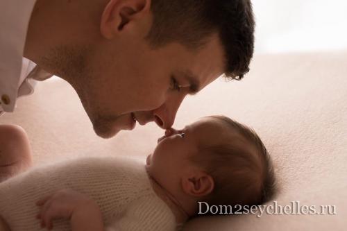 Ольга и Дмитрий Дмитренко показали дочь Василису