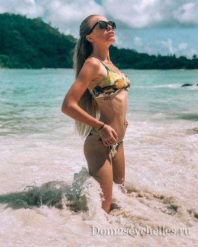 Милена Безбородова: Очень сильно похудела