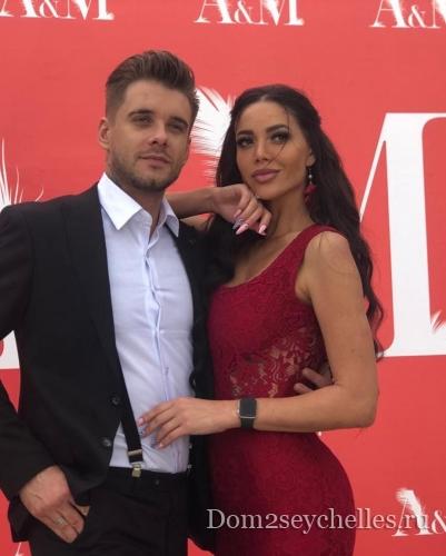 Фотографии со свадьбы Майи Донцовой и Алексея Купина