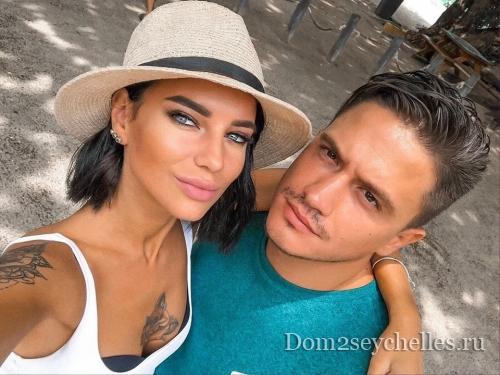Игорь Русанов: Мы с Юлей собираемся пожениться