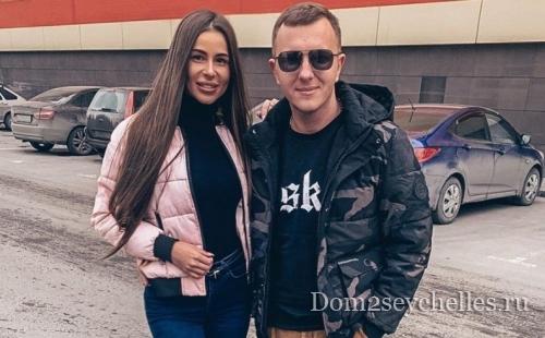 Илья Яббаров сделал предложение Насте Голд