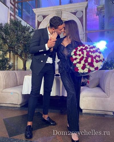 Таня Строкова рассказала, как Даниил Сахнов сделал ей предложение