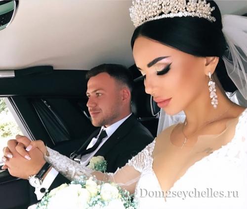 Фото со свадьбы Валерия Блюменкранца и Анны Левченко