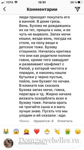 Причины ухода Оганесянов с проекта