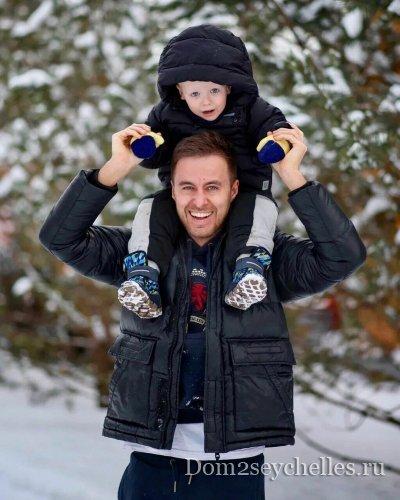 Никита Уманский: Мы с сыном отлично проводим время!