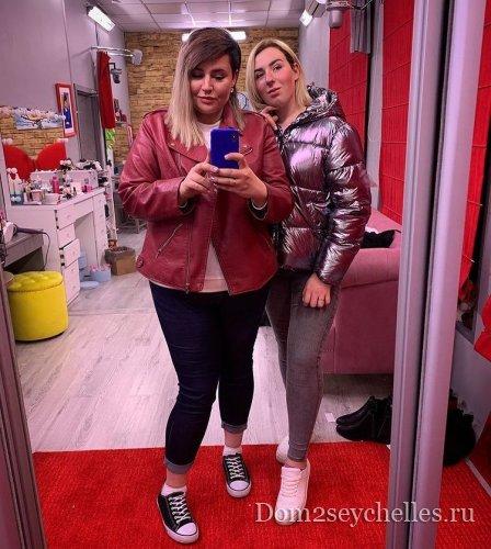 Сестра Александры Черно беременна!